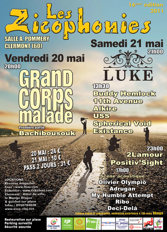 Rencontres grand corps malade lyrics